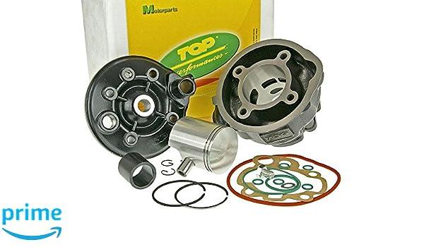 Cilindro Kit Top Performances Trophy 70 ccm - Motor Hispania RX 50 Am6: Amazon.es: Coche y moto