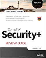 CompTIA Security+ Review Guide: Exam SY0-401 Front Cover