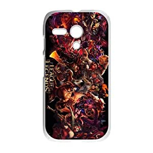 Motorola G White League Of Legends phone cases protectivefashion cell phone cases HYQT5751679