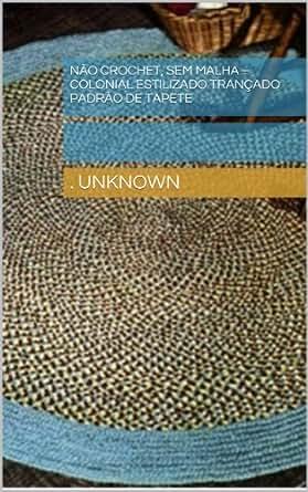 padrão de tapete (Portuguese Edition) eBook: Unknown: Kindle Store