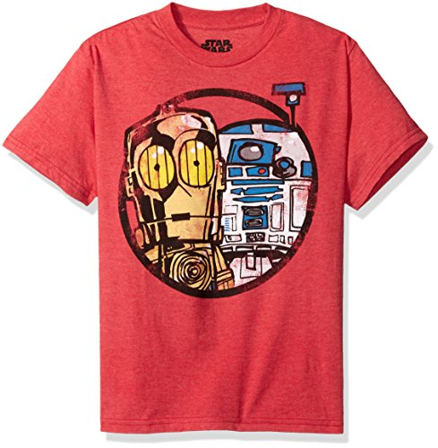 Star Wars Droids Cartoon T Shirt