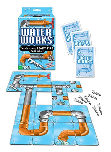 Classic Waterworks Card Game