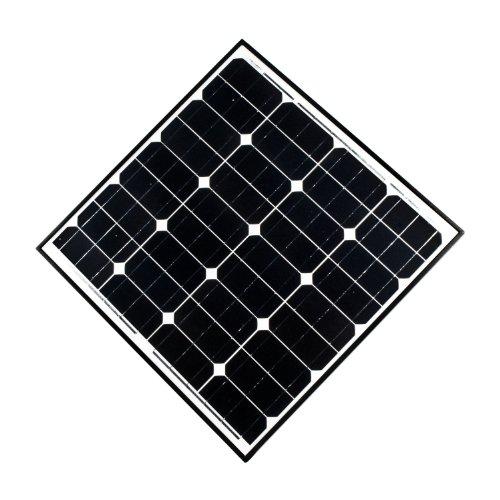 [해외]ALEKO 60W 24V 60 와트 단결정 태양 전지판/ALEKO 60W 24V 60-Watt Monocrystalline Solar Panel