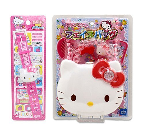 Hello Kitty Purse with Accessories and Watch Sold Together (Japan Import) by Hello Kitty (Image #1)