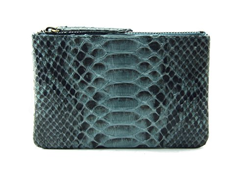 ython Leather Zipped Pouch (Leather Zipped Pouch)