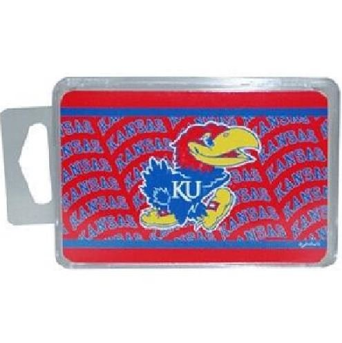 K&A Company Cards Playing Wrap University Of Kansas 24 Display Case Pack 72