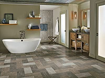 Armstrong Enchanted Forest Alterna Vinyl Tile Flooring