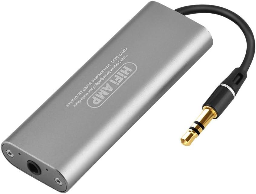 Fditt Gloglow Mini Kopfhörerverstärker Portable Hifi Elektronik