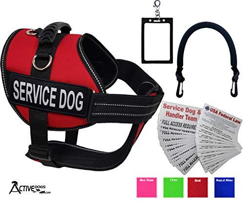 service dog mobility vest - 1