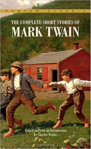 The complete short stories of Mark Twain.
