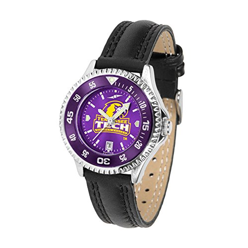 - Tennessee Tech Golden Eagles Competitor AnoChrome Women's Watch - Color Bezel