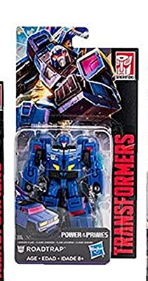 Transformers Legends Roadtrap Action Figure