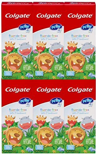 Colgate My First Baby and...