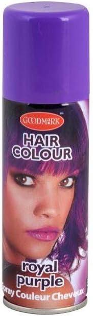 Spray de color para el cabello - Violeta