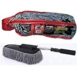 Car Cleaning Duster Tool Large Microfiber Telescoping Duster