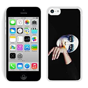 New Fashion Custom Designed Cover Case For iPhone 5C With Lady Gaga Applause WhitePhone Case