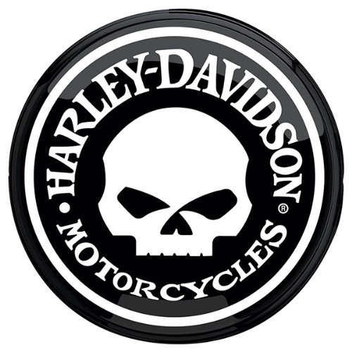 Harley Davidson Bulbs (Harley-Davidson 16In. Skull Bar Light)