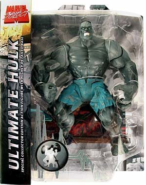 Best of Marvel Select: Ultimate Hulk Action Figure by Diamond Select