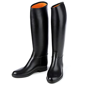 95a162b01872a Amazon.com   Ovation Derby Cottage - Men s Lined Rubber Riding Boot ...