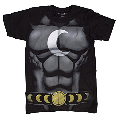 Marvel I Am Moon Knight Mens Costume T-Shirt ()