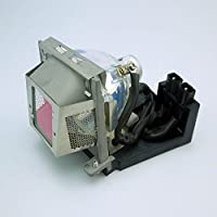 QueenYii SP-LAMP-034 Compatible for INFOCUS IN38 Replacement Projector Lamp with bulb inside