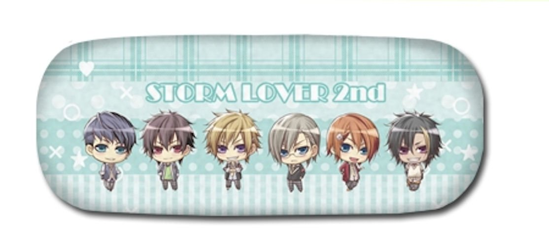 STORM LOVER 2nd glasses case (japan import)