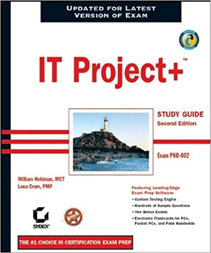 IT Project+ Study Guide, 2nd Edition (PKO-002)