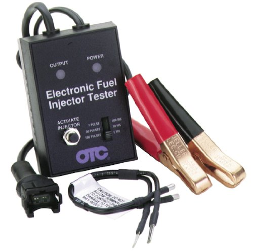 - OTC 3398 Fuel Injection Pulse Tester