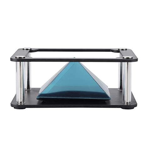 Amazon.com: 3D Hologram Proyector Pirámide, 3.5 – 6 pulgadas ...