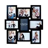 Melannco 9-Opening Puzzle Collage Picture Frame