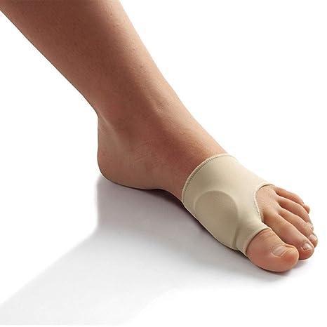 Vinciann 2 X Protecciones Protección remedio juanetes Cebolla Tejido elástico Acolchado