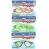 Bulk Buys SI055 Swim Goggles Case of 240