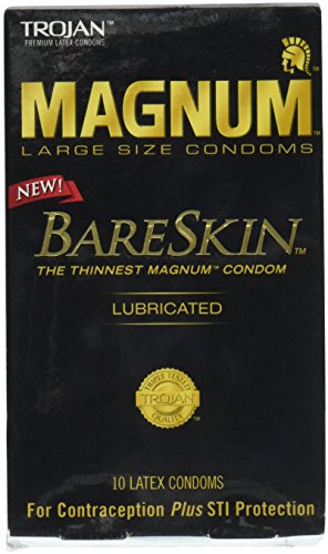 trojan-magnum-bareskin-lubricated-condoms-10-count