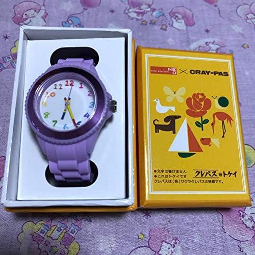 クレパス 腕時計 ラベンダー M
