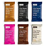 RXBAR Whole Food Protein Bar, Best Seller Variety Pack, 6 Flavors (Pack of 30)