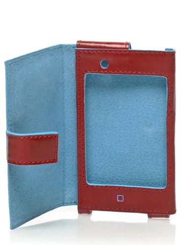 Square Touch Funda Rojo Blue Piquadro iPod EqHWAPUww