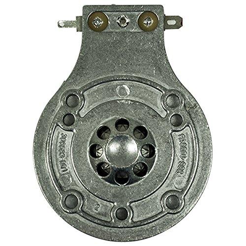 Seismic Audio SA-DR2-8 Ohm JBL Compatible Replacement Diaphragm - 2412H, 2412H-1, JRX, 100, 112, 115, Eon ()