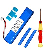 oGoDeal Battery Replacement for JBL Xtreme Speakers 5000mAh 7.4V GSP0931134 with DIY Repair Tools and Instruction Guide