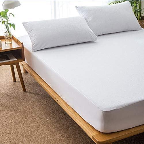 ZengBuks Cubierta de colchón de algodón de Gran tamaño cómoda ...