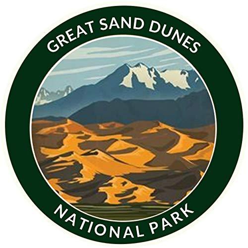 Explore Great Sand Dunes National Park 3.5