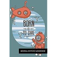 Scuba Diving Logbook: Dive Log