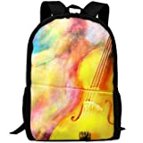 Best S-ZONE Laptop Backpacks - Backpack Music to My Eyes Womens Laptop Backpacks Review