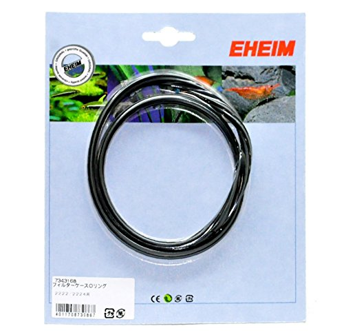 - Eheim AEH7343168 Canister O-Ring 2222-4 for Aquarium Water Pump