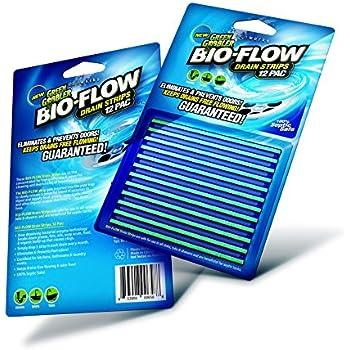 Amazon Com Green Gobbler Bio Flow Drain Strips 12 Pac