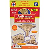 : Activa 5-Pound Easy Mix Art Plaster, White