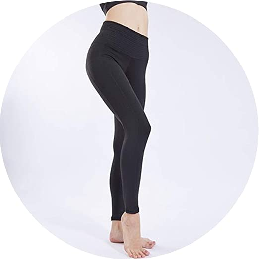 Amazon.com: Late-love Yoga Pants Women High Waist Yoga Sport ...