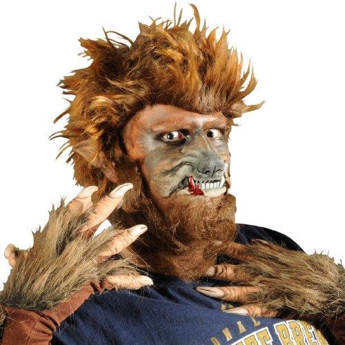 Cinema Secrets Woochie Complete FX Makeup Kits - Professional Quality Halloween Costume Makeup - Werewolf