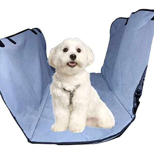 Uhaskie Pet Car Seat Covers,Dog Seat Cover for Cars,SUV,Dog Hammock, Slip-proof, Waterproof