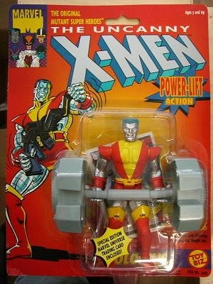 marvel colossus toy - 5