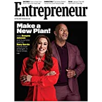 4-Year (32 Issues) of Entrepreneur Magazine Subscription